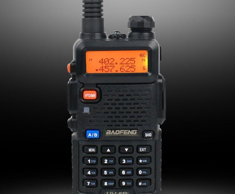 Gear Review: Baofeng Handheld Radio