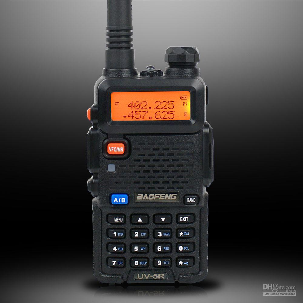 Dual Band Handheld Radio Review Level Dual Band Ham Radio