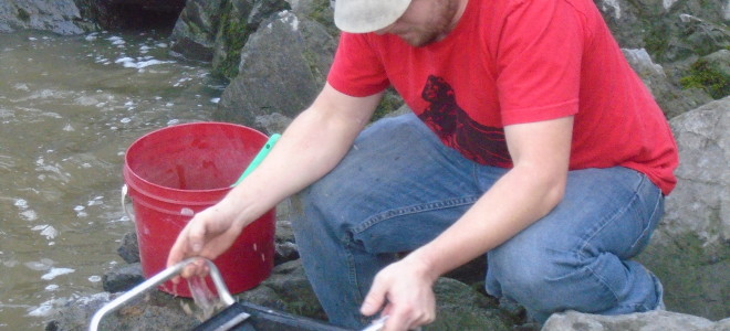 Late Season Prospecting on the Fraser