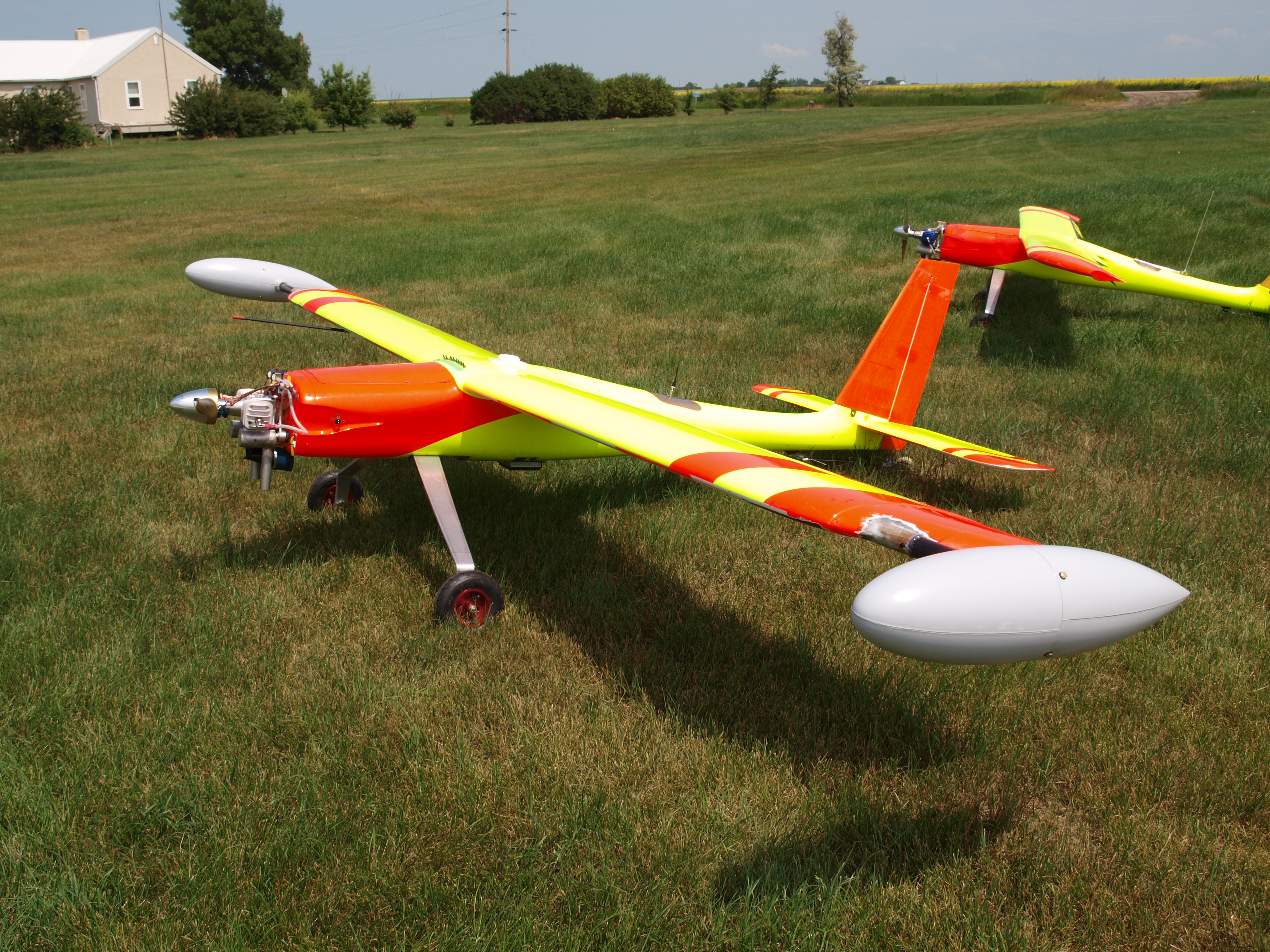 Venturer Geophysics Drone