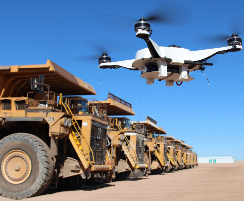 UAV Applications in Mining