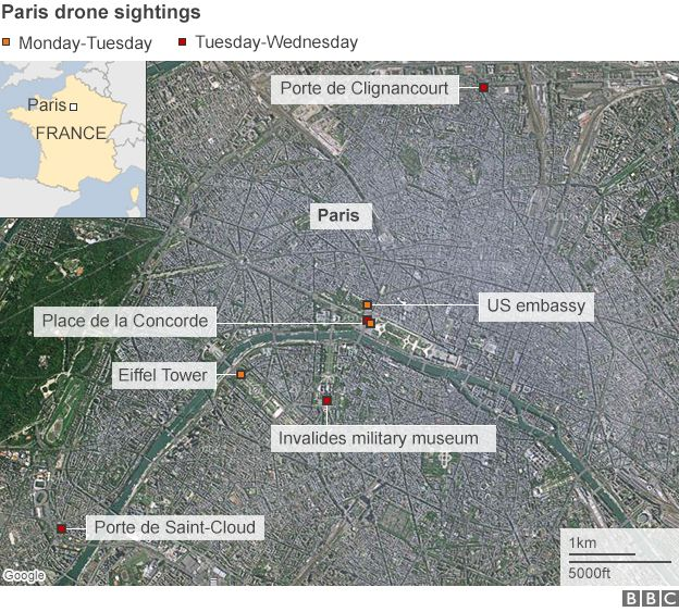 ParisDrone