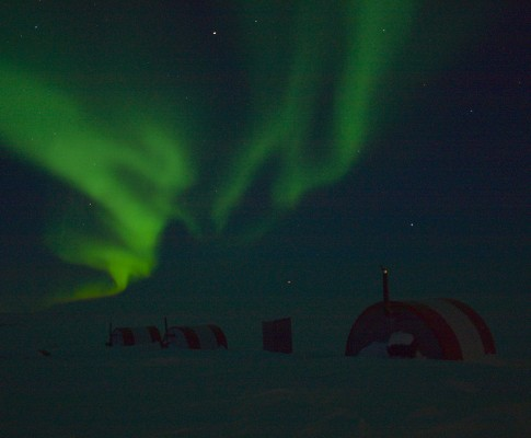 Hunting for Diamonds in the Arctic