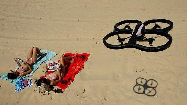 DroneBeach