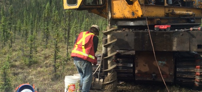 Placer Exploration in the Yukon