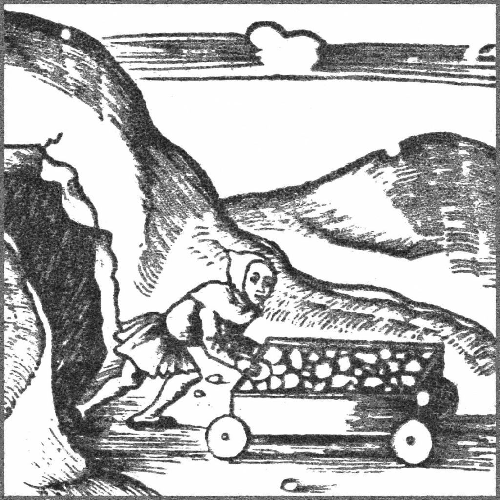 medieval miner